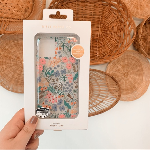 Rifle Paper Co. | iPhone 11 Pro Max phone case NEW
